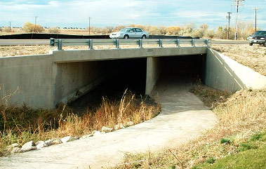 Colorado Boulevard Box Culvert and Pedestrian Underpass