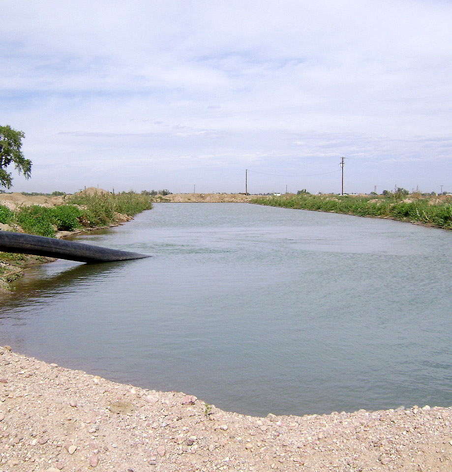 canals and water control